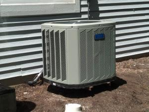 American Standard Silver Si 13 SEER Model: 4ttb3 Air Conditioner